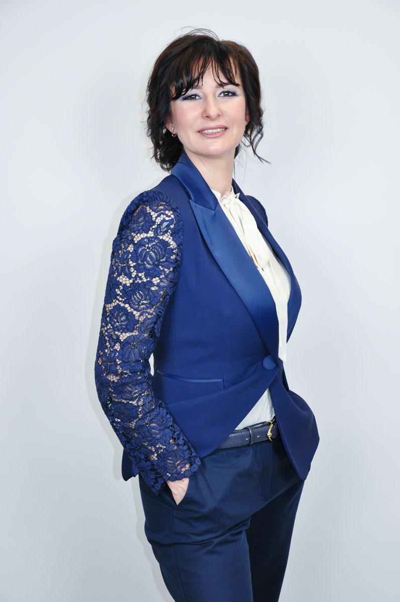 Исаева Елена Вячеславовна