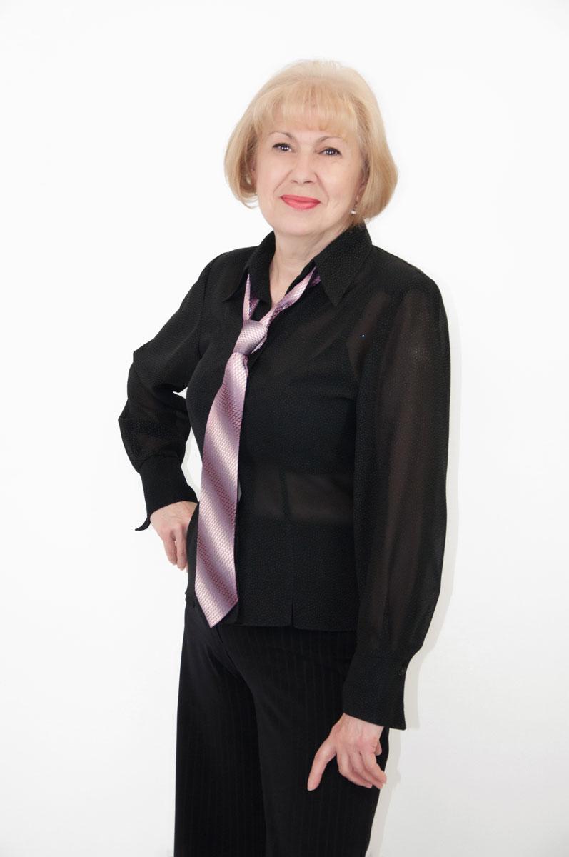 Ільіна Світлана Валентинівна
