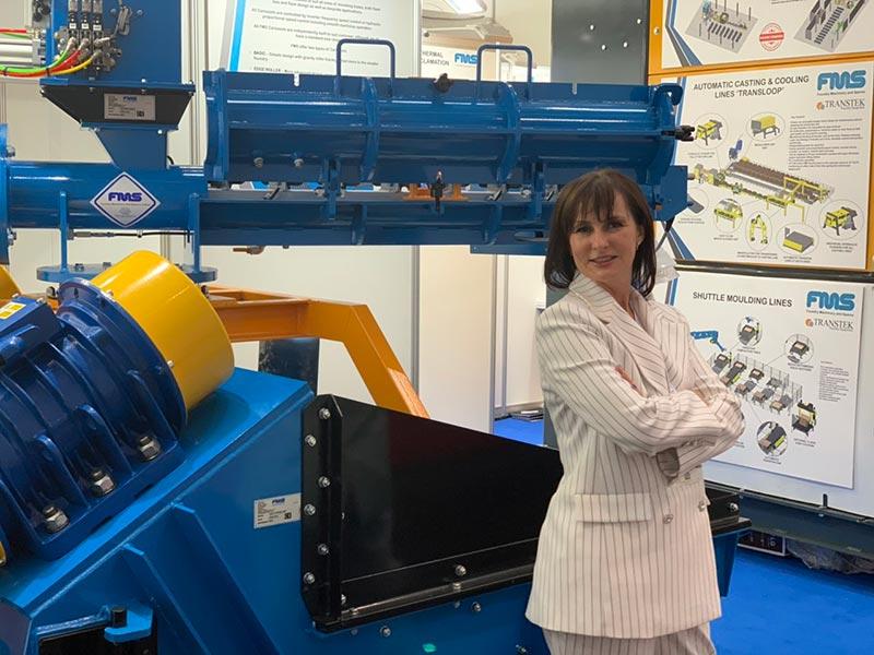 Новое оборудование для ХТС процесса FAT.UK