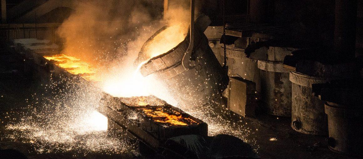 Современные технологии литейной промышленности или сила английских традиций