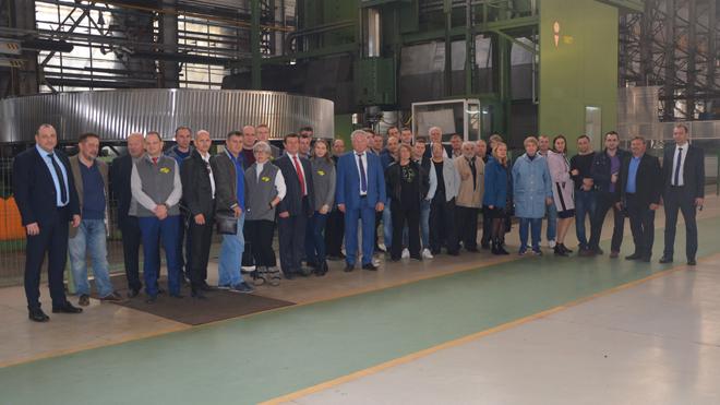 «Укрфаворит» - с заботой о будущем литейной отрасли!